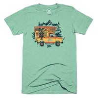 Adventuremobile Colorado Artist Series T-Shirt