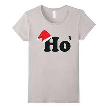 Christmas T Shirt   Ho 3 Holiday Tee Ho Ho Ho