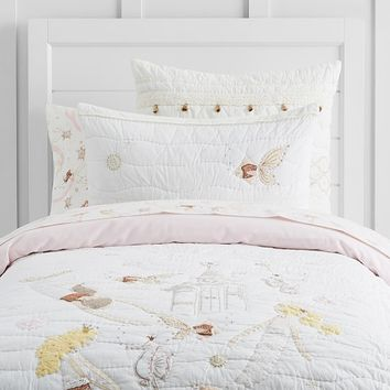 Isabelle Castle Quilted Bedding