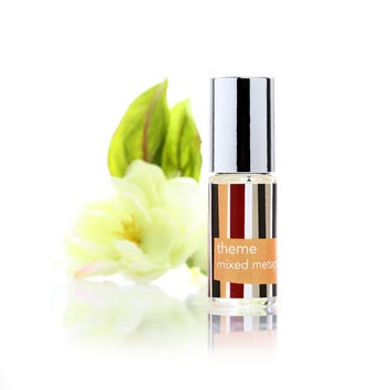 Mixed Metaphor ™ perfume oil. Calabrian orange, woods and patchouli