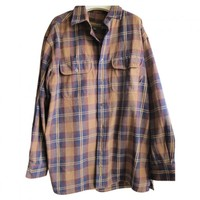 PLAID SHIRT TIMBERLAND