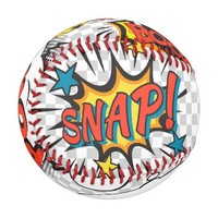 Comic Snap Baseball