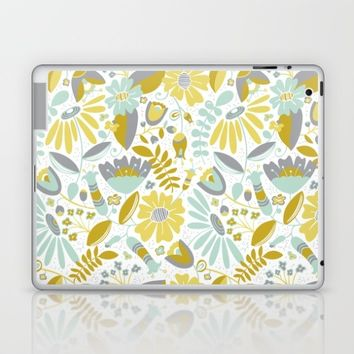 Annabelle Meadow Laptop & iPad Skin by Heather Dutton