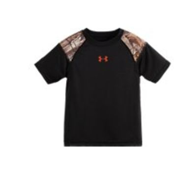 Under Armour Boys' Pre-School UA Real Tree Bangin' T-Shirt