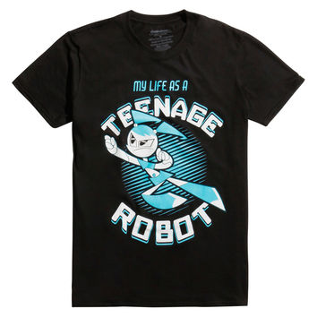 My Life As A Teenage Robot T-Shirt
