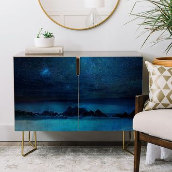 Viviana Gonzalez Wish You Were Here I Credenza | Deny Designs