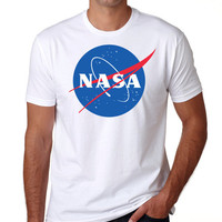 NASA Logo High Quality T-shirt Tee