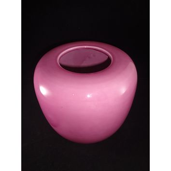 Pink Ceramic Planter By Kreiss Collections