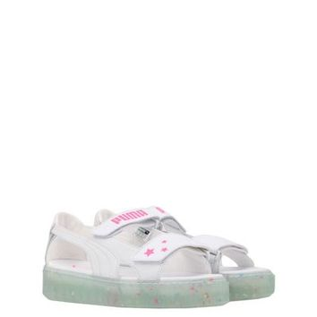 Puma X Sophia Webster Sw Platform Sandal Splatter - Sandals - Women Puma X Sophia Webster Sandals online on YOOX United States - 11380903