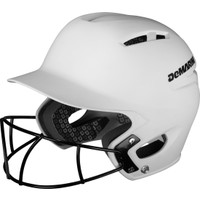 DeMarini Paradox Fastpitch Batting Helmet w/ Mask | DICK'S Sporting Goods