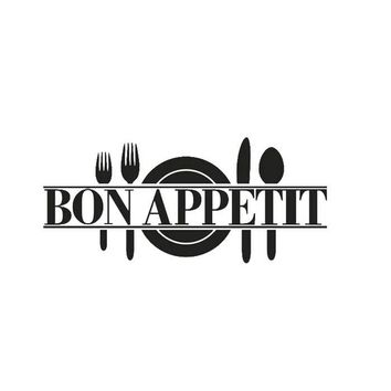 Removable Kitchen Decor Bon Appetit Decals Vinyl Wall Sticker Art Decal Quot