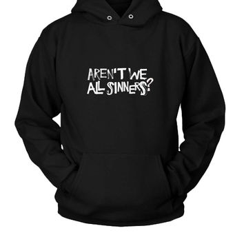 J Cole Born Sinner Hoodie Two Sided