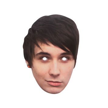 Dan Howell Face Mask