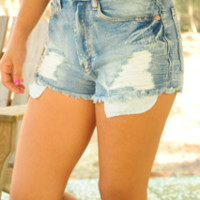Step Into Summer Shorts: Denim | Hope's