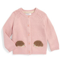 'Fun' Cardigan (Baby Girls & Toddler Girls)