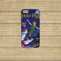 iphone 5S case,iphone 5C case,iphone 5S cases,cute iphone 5S case,cool iphone 5S case,iphone 5C case,5S case--Peter pan and wendy,in plastic