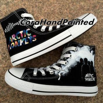 DCCK1IN custom converse painted custom shoes custom painted converse hand painted shoes canvas