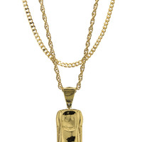 Mister  Rari Necklace - Gold