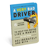 Knock Knock How to be a Very Bad Driver: 8 Proven Methods