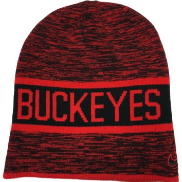 Ohio State Buckeyes Nike NCAA Reversible Local DNA Knit