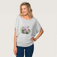 Watercolor Bouquet T-Shirt