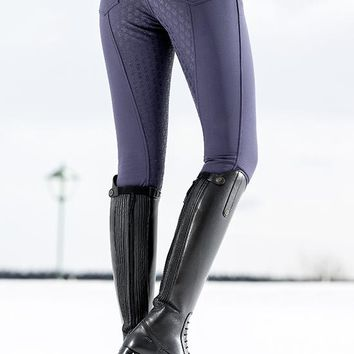 Fleece Lined Riding Breeches - Scotland by HKM