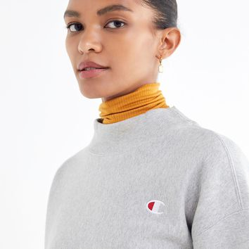 Champion Reverse Weave Mock-Neck Sweatshirt | Urban Outfitters