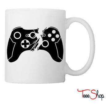 Broken Controller Coffee & Tea Mug