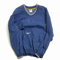 Nike Pullover Windbreaker Size Medium