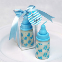 Cute Feeding Bottle Shape Candle Baby Shower