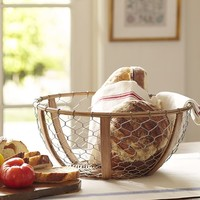 FARM WIRE BASKET