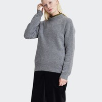Evelina Sweater Light Grey Melange