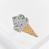Happy Noise Angel Aura Meditation Pin | Urban Outfitters