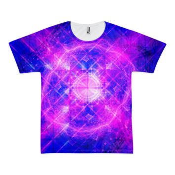 Windows Infinity || Short sleeve men's t-shirt (unisex) — Future Life Fashion