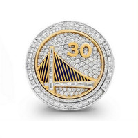 2015 Golden State Warriors Replica World Championship Ring