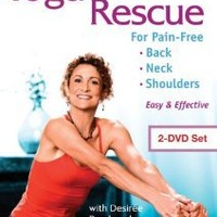 YOGA TO THE RESCUE FOR PAIN FREE BACK, NECK & SHOULDERS  (2-PACK)
