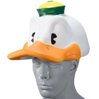 Oregon Ducks Foamhead Hat