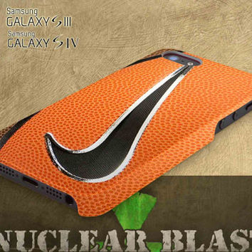 Nike Basketball logo - 3D iPhone Cases for iPhone 4,iPhone 4s,iPhone 5,iPhone 5s,iPhone 5c,Samsung Galaxy s3,samsung Galaxy s4