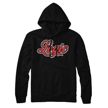 Logic Young Jesus The Incredible True Story Rattpack Hip Hop Pull Over Hoodie