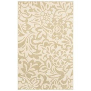Mohawk, Simpatico Biscuit Starch 8 ft. x 10 ft. Area Rug, 301293 at The Home Depot - Mobile
