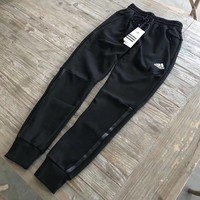 ADIDAS Woman Men Fashion Cashmere Pants Trousers
