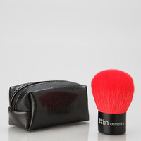 bh cosmetics Kabuki Brush & Pouch - Urban Outfitters