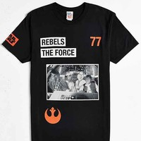 Junk Food Stars Wars Rebels Tee