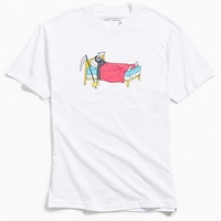 UO Artist Editions TTK Sleeping Reaper Tee | Urban Outfitters
