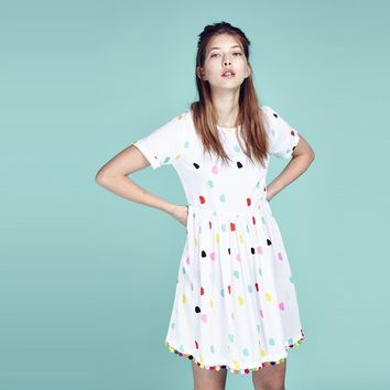 Lazy Oaf Pom Dress