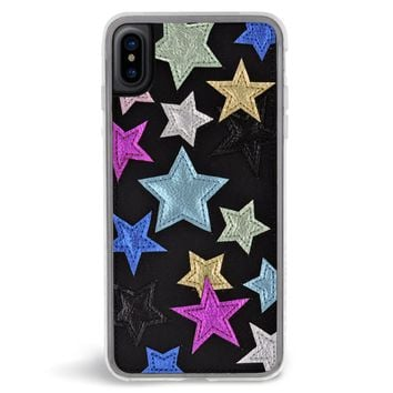 Starstruck Embroidered iPhone X Case