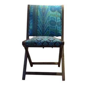 Pre-owned Anthropologie Bohemian Chair