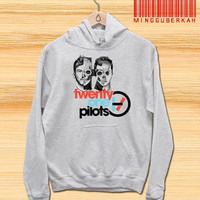 twenty one two pilots Pullover hoodies Sweatshirts for Men's and woman Unisex adult more size s-xxl at mingguberkah
