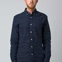 Japanese Dot Long Sleeve Shirt