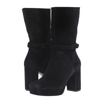 Free People Iris Mid Boot Black - Zappos.com Free Shipping BOTH Ways